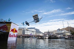 Ecosafety Sports Events - Redbull Flugtag
