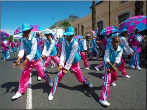 Ecosafety Street Parades and Events - Minstrels Processions