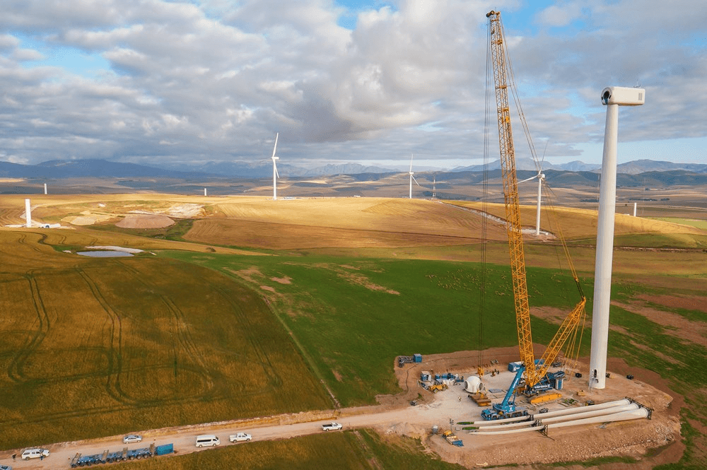 Ecosafety construction projects - Klipheuwel Wind Farm