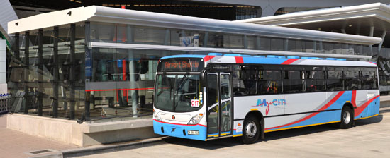 MyCity Bus Inspections